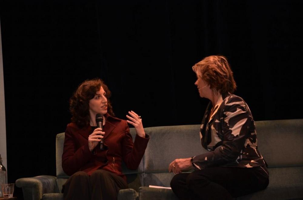 Margot Dijkgraaf and Nihan Kaya