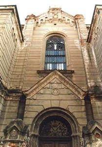 Košická ortodoxná synagóga, Zvonárska ul., Košice