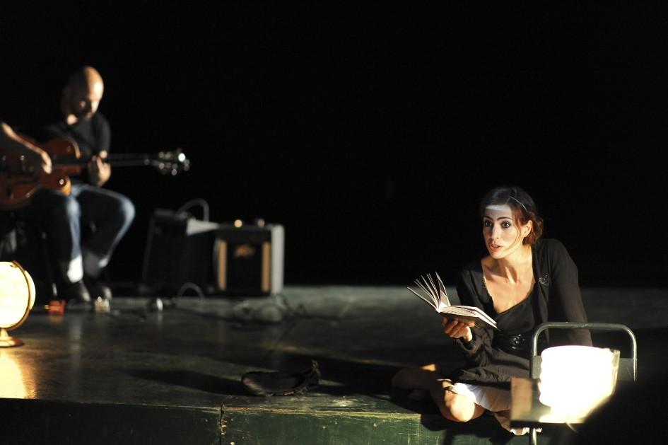 """Isabel Abreu, Afonso Cruz - """"O livro do Ano"""" © Carlos Porfírio"""