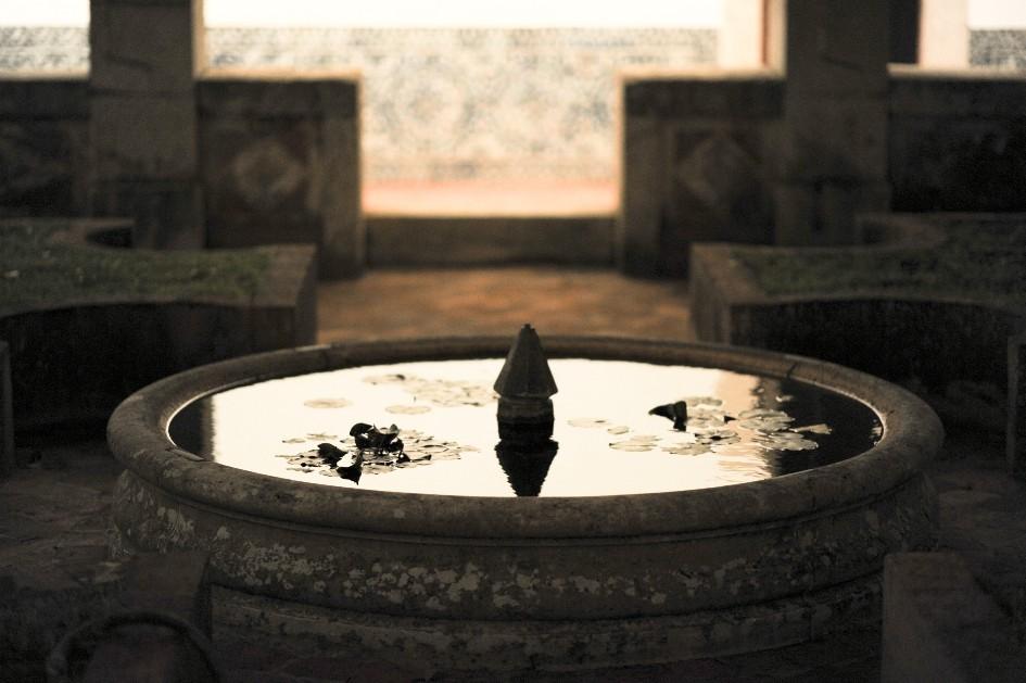 """Convento dos Cardaes - """"Fala-lhes de batalhas, de reis, e de elefantes"""" © Carlos Porfírio"""